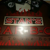 Photo taken at Stan's Bar-B-Q by Beth N. on 5/28/2015