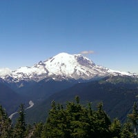 Photo taken at Crystal Mountain Ski Area by Beth N. on 7/28/2013