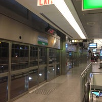 Photo taken at JFK AirTrain - Federal Circle Station by dream on 9/29/2012