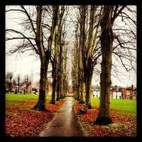 Photo taken at Victoria Park by Dj P. on 11/21/2012