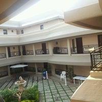 Photo taken at Lubumbashi by Melissa B. on 10/26/2012