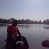 Photo taken at Siva Hills lake by 9tankman on 12/11/2013
