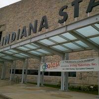 10/19/2012 tarihinde WINDY W.ziyaretçi tarafından Indiana State Museum'de çekilen fotoğraf