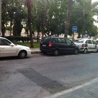Photo taken at Plaza Doctor Gomez Ulla by David on 6/6/2014