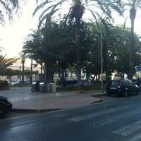 Photo taken at Plaza Doctor Gomez Ulla by David on 5/6/2014