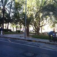 Photo taken at Plaza Doctor Gomez Ulla by David on 4/28/2014