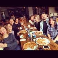 รูปภาพถ่ายที่ W Cafe Brasserie โดย PınarSayım เมื่อ 12/4/2013