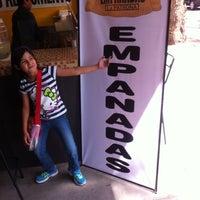 Photo taken at EMPANADAS La PATRONA by Mario on 8/9/2014