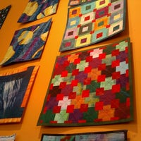 Photo taken at San Jose Museum of Quilts & Textiles by Teri N. on 1/13/2013