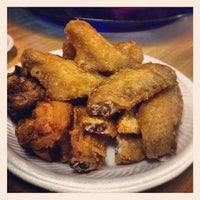 Photo taken at Eng Kee Chicken Wing by Toby on 9/15/2012