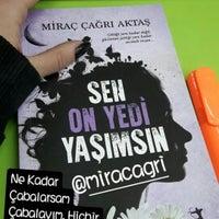 Photo taken at sancak iletişim by Hilal Ebrar Ş. on 3/11/2017