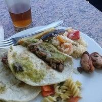 Photo taken at Baja California Restaurante by Markucho G. on 9/21/2012
