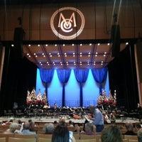 Photo taken at Mesa Arts Center by Daniel S. on 12/1/2012