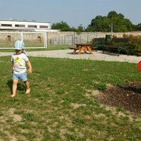 Photo taken at NÖ Landes-Kindergarten by Sofia D. on 7/26/2016