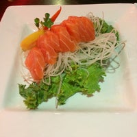 Photo taken at Octopus Japanese Restaurant by Léna Le Rolland on 9/10/2014