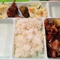 Photo taken at Ace Gourmet Bento by Léna Le Rolland on 10/21/2012