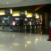 Photo taken at CGV Cinemas by Alfian_SPF on 9/29/2012