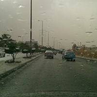 Photo taken at King Abdulaziz Road by عبدالرحمن ا. on 4/16/2013