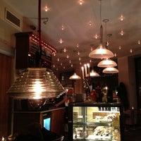 Photo taken at Levinskys Burger by Emilie on 1/7/2013