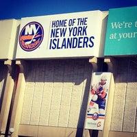 Photo taken at Nassau Veterans Memorial Coliseum by Bengt A. on 2/18/2013