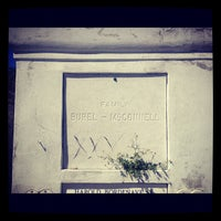 Photo taken at St. Louis Cemetery No. 1 by Bengt A. on 10/19/2012