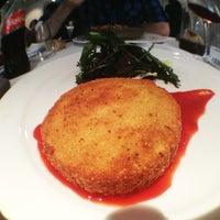 Photo taken at Restaurant L'Obra by Marta R. on 9/11/2013