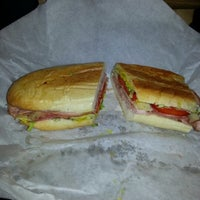 Photo taken at Brocato's Sandwich Shop by Chris H. on 9/25/2012