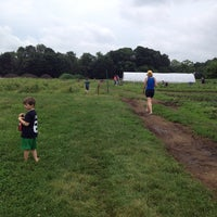 Photo taken at Waltham Fields Community Farm by Ron A. on 6/29/2013