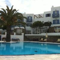 Photo prise au Poseidon Hotel & Suites par Xabier le10/8/2012