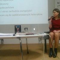 Photo taken at Krytyka Polityczna by Martyna E. on 1/11/2016