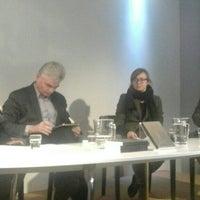 Photo taken at Krytyka Polityczna by Martyna E. on 2/17/2016