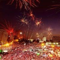 Photo taken at Tahrir Square by Dua on 7/3/2013