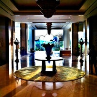 Photo taken at Shangri-La Hotel by Philo P. on 11/8/2012