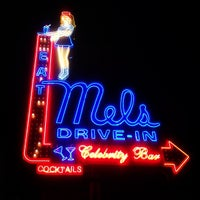 Photo taken at Mel's Drive-In by Rahel M. on 6/13/2013