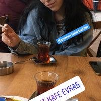 Photo taken at Taşkent Fırın Cafe by Buse T. on 3/16/2018