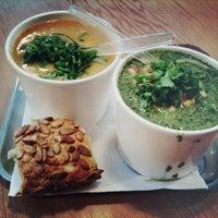 Photo taken at Soup en Zo by Carly R. on 11/19/2012
