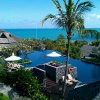 Photo taken at Nora Buri Resort & Spa by Clarence N. on 12/17/2012