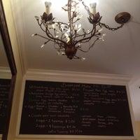Photo taken at Clinton Bakery Café by Marivic G. on 10/26/2014