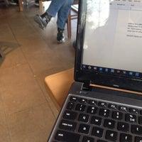 Photo taken at Starbucks by Marivic G. on 3/8/2015