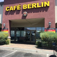Photo taken at Cafe Berlin by Michelle R. on 5/31/2016