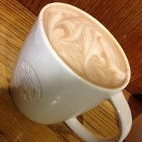 Photo taken at Starbucks by Samantha B. on 3/10/2013