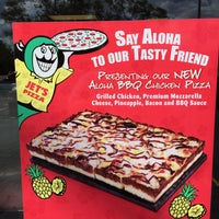 Photo taken at Jet's Pizza by Michael G. on 6/27/2017