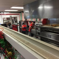 Photo taken at Jet's Pizza by Michael G. on 11/30/2017