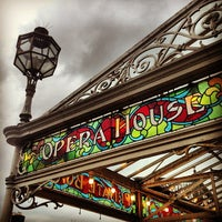 Photo taken at Buxton Opera House by Robert S. on 5/17/2013