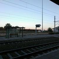 Photo taken at Σιδηροδρομικός Σταθμός Λιβαδειάς by Argyro N. on 9/29/2016