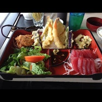 Photo taken at Utage Restaurant & Lounge by Laine K. on 11/15/2012