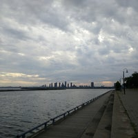 Photo taken at Queens Quay / Lakeshore Trail by Sooa on 8/9/2016