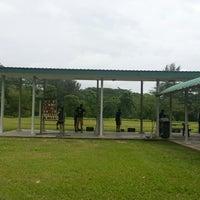Photo taken at Singapore Gun Club by Zain A. on 9/15/2013