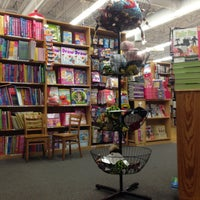 Photo taken at Half Price Books by Philip G. on 4/13/2013