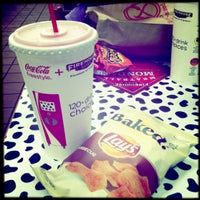 Photo taken at Firehouse Subs by Philip G. on 11/25/2012
